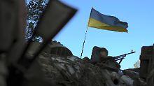 Flucht vor Kiews Truppen: Separatisten räumen Hochburg Slawjansk