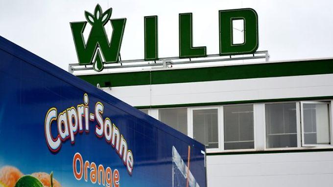 Unternehmer Hans-Peter Wild verkauft sein Unternehmen - hält aber noch an Capri Sonne fest.