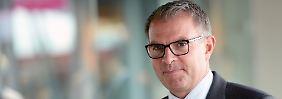 Carsten Spohr ist seit Mai Vorstandsvorsitzender der Deutsche Lufthansa AG.