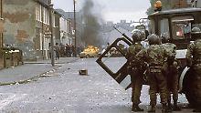 Im Belfast der 1980er Jahre ist ein Ende des religiös motivierten Bürgerkriegs noch lange nicht in Sicht.