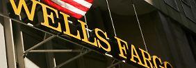 Waren Wells Fargo nur die Vorboten schlechter Nachrichten?