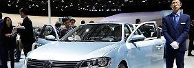 Zehn-Millionen-Ziel greifbar: China hält VW auf Kurs