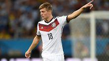 """""""Jetzt gehe ich nach Madrid"""": Kroos bestätigt Wechsel zu Real"""