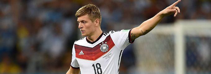 Kehrt den Bayern nach einer starken WM den Rücken: Toni Kroos.