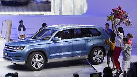SUV made in Tennessee: VW CrossBlue soll Absatzzahlen in den USA steigern