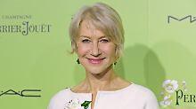 """""""Ich hasse kochen"""": Helen Mirren drückt sich vor der Küche"""