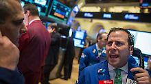 Anleihen statt Aktien: Zinsspekulationen beschäftigen US-Anleger