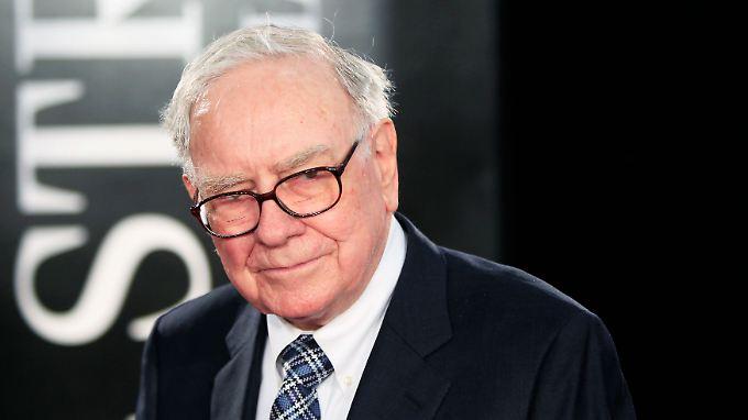 Privat gilt Warren Buffett als bescheiden.