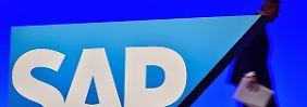 Knapp unter Schätzungen: Patent-Streit verdirbt SAP das Quartal