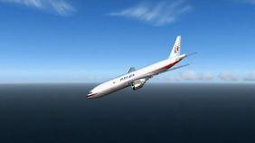 Wer lüftet Geheimnis um MH370?: Angehörige glauben an eine Verschwörung