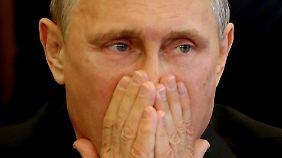 """Ukraine """"verantwortlich"""" für MH17: Putin fordert Ende der Kampfhandlungen"""