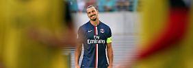 Aufsteiger siegt gegen Paris SG: Leipzig zeigt Ibrahimovic die Grenzen auf