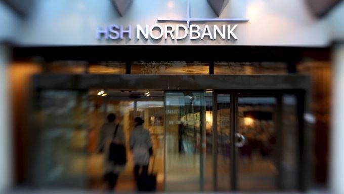 Hinter den Kulissen der HSH Nordbank brodelt es.