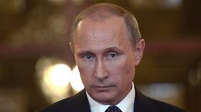 Sanktionen gegen Russland: Deutsche Unternehmen befürchten Millionenverluste