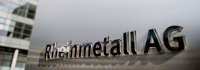 """""""Das Geschäft nach vorne bringen"""": Rheinmetall öffnet sich für Kapital aus China."""