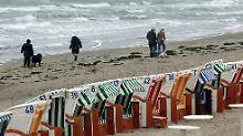 Durch Stürme im Frühjahr könnten die Strömungsverhältnisse an dem Ostseebad entscheiden verändert worden sein.
