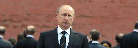 Folge des MH17-Absturzes: Das Ende von Putins Großmachtsplan?