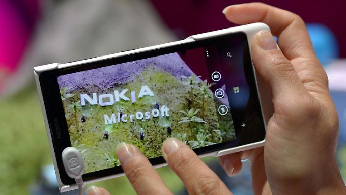 Schwere Kost: Microsoft muss Nokia-Übernahme verdauen