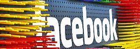 Aktie auf Rekordhoch: Smartphone-Werbung macht Facebook reich