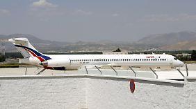 Das über Westafrika abgestürzte Flugzeug der Air Algerie gehört der spanischen Gesellschaft Swiftair.
