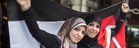 Keine antisemitischen Sprechchöre: Anti-Israel-Demos verlaufen friedlich