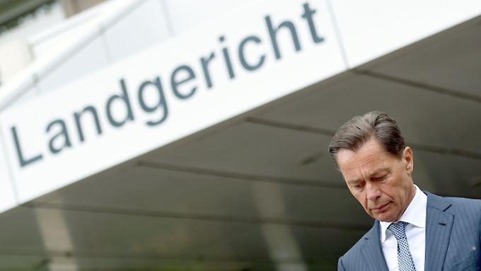 Middelhoff ist in diverse juristische Auseinandersetzungen verstrickt.