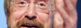 Wechselt auf die Seite der Bundesbank und der Gewerkschaften: EZB-Chefvolkswirt Peter Praet.