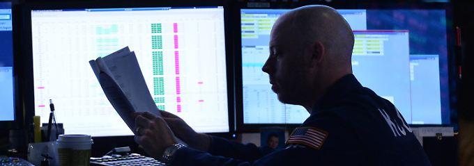 Dow unter 17.000: Was wird erst passieren, wenn der US-Leitzins steigt?