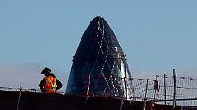 """Wer will die """"Gurke""""?: Ein Londoner Wahrzeichen steht zum Verkauf"""