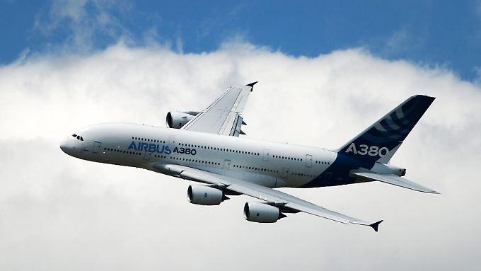 Zwischen Januar und Juni lieferte Airbus 303 Flugzeuge an die Kunden in aller Welt aus.