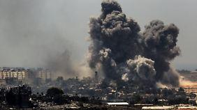 Krieg über und unter der Erde: Tunnelsystem der Hamas stellt Israels Armee vor Probleme