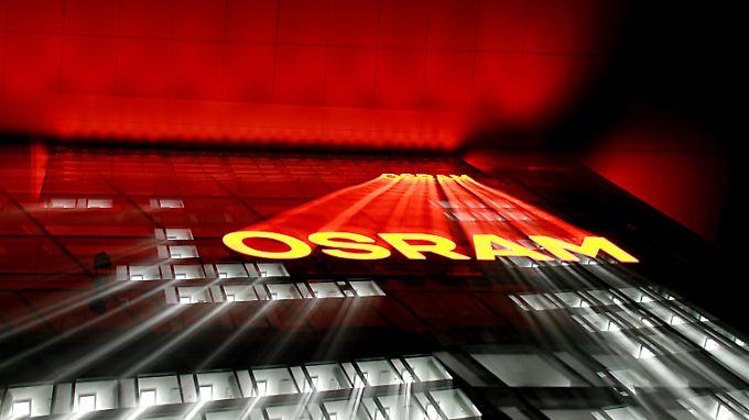 7800 Jobs sollen wegfallen: Osram-Mitarbeitern drohen betriebsbedingte Kündigungen