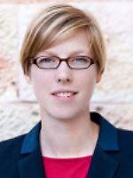 Ingrid Ross leitet das Büro der Friedrich-Ebert-Stiftung in Ost-Jerusalem.