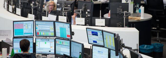Der Börsen-Tag: Dax schnauft durch