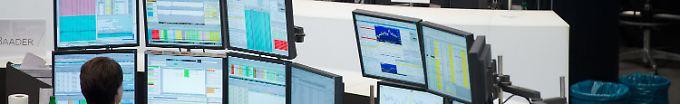 Der Börsen-Tag: 17:46 Ölpreise halten Dax unten