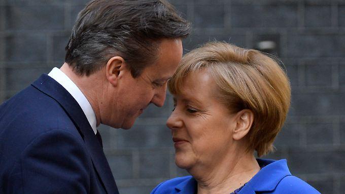 Ein EU-Austritt Großbritanniens würde auch Deutschland treffen - davon ist Marcel Fratzscher überzeugt.