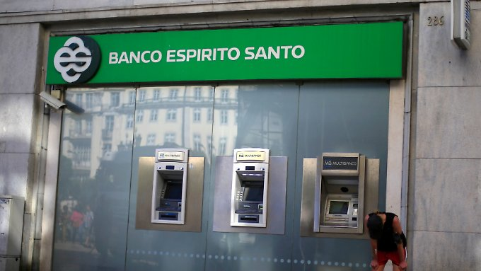 Die portugiesische BES soll mit Milliardenhilfen gerettet werden.