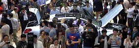 Ärger für Autohersteller: Peking jagt Preissünder