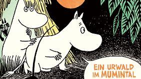 """""""Ein Urwald im Mumintal"""" ist bei Reprodukt erschienen."""