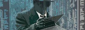 Zu Hause, in Büro und Bundestag: Wie schützt man sich vor Hackern?