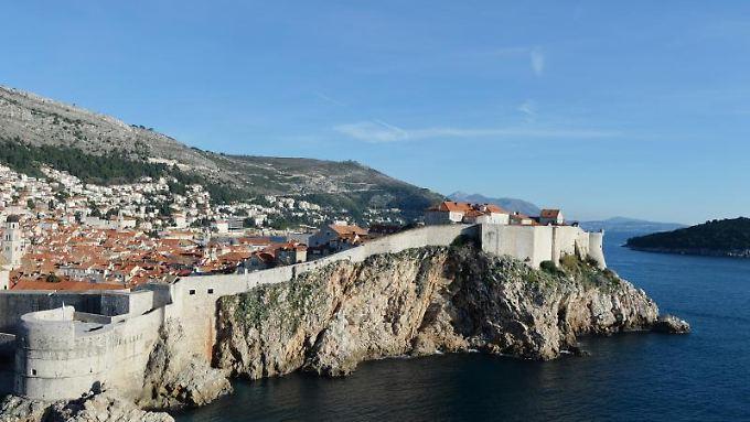 Dubrovnik ist die Kulisse für Königsmund.