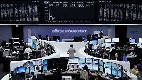 """""""Psychologie hat Märkte in der Hand"""": Dax rutscht unter 9000 Punkte"""