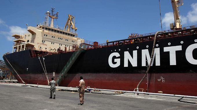 In Libyen sei die Erdöl-Produktion im Juli um 200.000 Barrel pro Tag gestiegen, meldet die Opec.