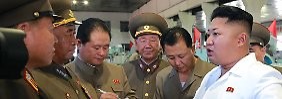 Nordkoreas Diktators ist krank: Kim sollen die Gelenke plagen