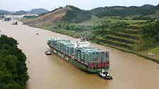Technisches Weltwunder: Der Panamakanal wird 100