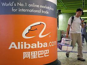 Alibaba könnte bei dem Börsengang in den USA rund 20 Milliarden Dollar einnehmen.