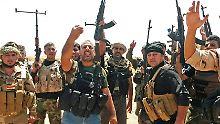 Deutschland schickt mehr Waffen: Kurden bekommen Tausende G36-Gewehre