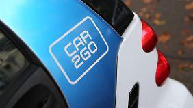 Hart umkämpfter Zukunftsmarkt: Autohersteller setzen auf Carsharing