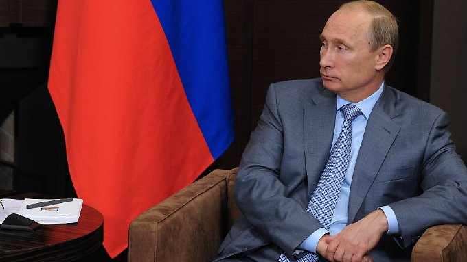 Kalkuliert mit einem hohen Ölpreis: Russlands Präsident Wladimir Putin.