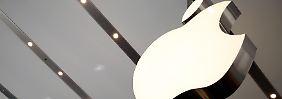 """Allzeithoch für den """"No-Brainer"""": iPhone-Fieber heizt Apple-Kurs an"""